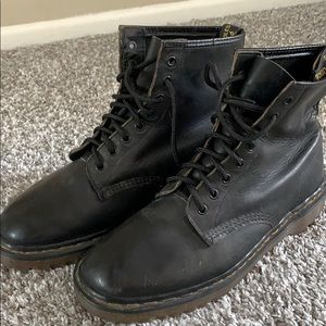 Dr. Martens Original 8-Eye Leather Boot for Men